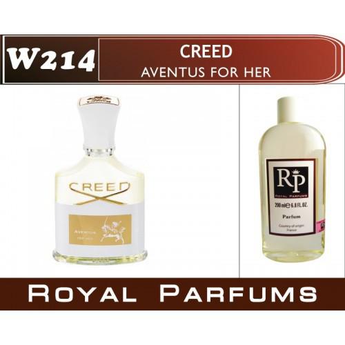 Духи на разлив Royal Parfums W-214 «Aventus for Her» от Creed
