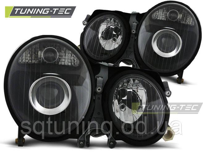 Фари MERCEDES W210 E-KLASA 06.99-03.02 BLACK
