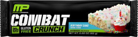 MusclePharm Combat Crunch Bar 63g
