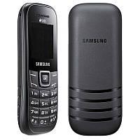 Корпус для Samsung E1202 с клавиатурой, черный, оригинал