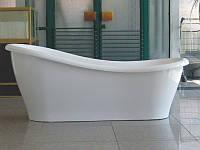 Корпусная отдельно стоящая ванна Беата -White 170 см