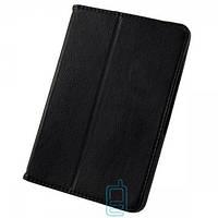 Чехол-книжка для планшета Q88 рамка-резинка Черный Код:14087