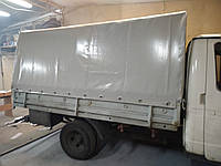 Тент из ПВХ материала для авто Газель, фото 1