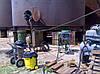 Покраска металлоконструкций, ранее окрашеных, фото 3