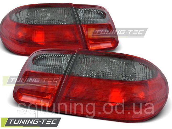 Задние фонари MERCEDES W210 E-KLASA 95-03.02 RED SMOKE