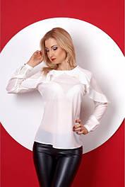 Женские блузы на длинный рукав