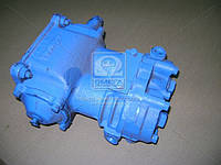 Компрессор 2-цилиндровый МАЗ, К-701, Т 150, КРАЗ (без шкива) (пр-во БЗА) 5336-3509012-01