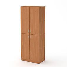 Шкаф Книжный КШ-12 Офисный Компанит, фото 2