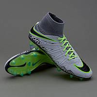 Бутсы футбольные Nike Hypervenom Phatal II DF FG