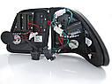 Задні ліхтарі MERCEDES W210 95-03.02 KOMBI SMOKE LED, фото 2