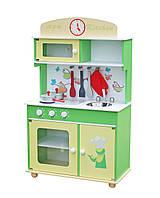 Деревянная Кухня Для Детей FROGI
