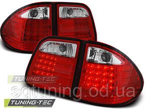 Задние фонари MERCEDES W210 E-KLASA 95-03.02 KOMBI RED WHITE LED