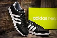 Кросівки чоловічі Adidas Neo Courtset OrIginal. Чорні. 42-45р