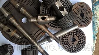 Ролики для гранулятора комбикорма. Комплектующие для грануляторов комбикорма и топливных пеллет
