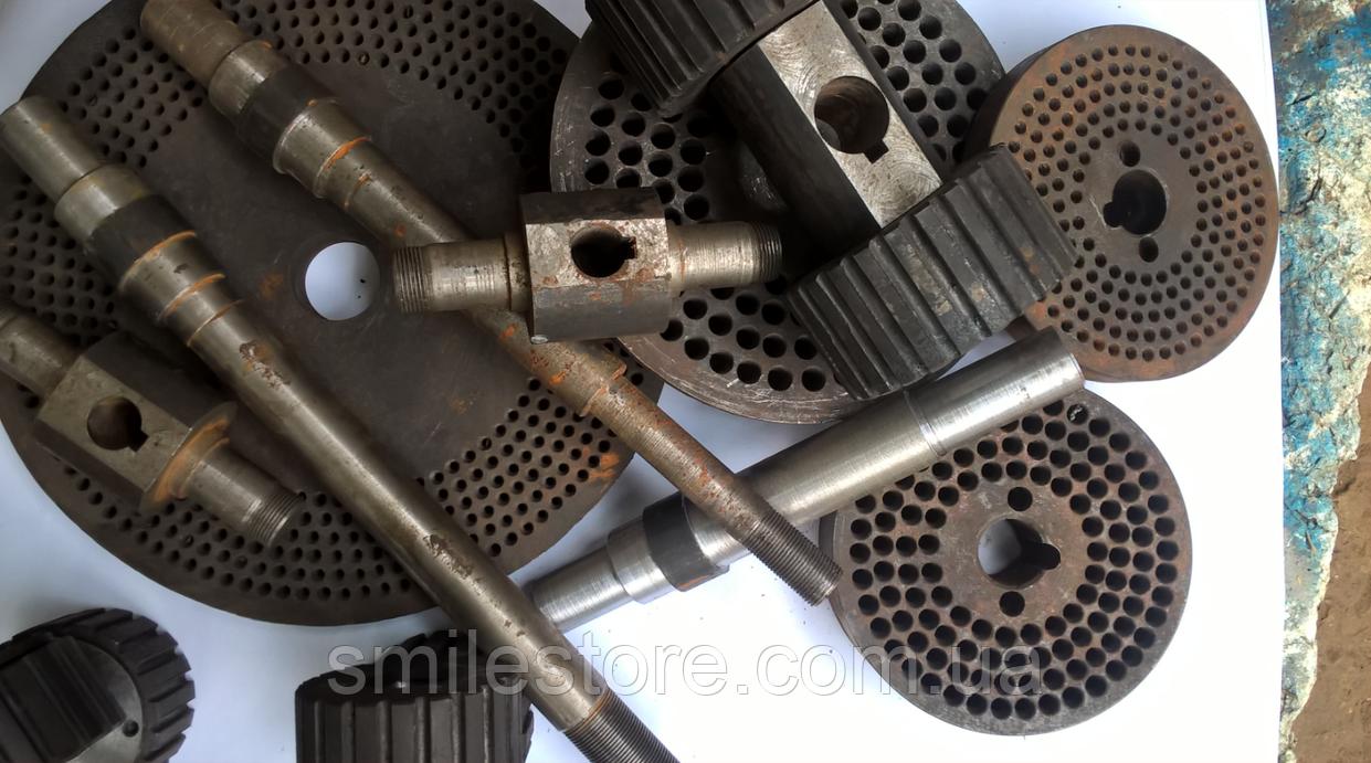 Ролики для гранулятора комбикорма. Комплектующие для грануляторов комбикорма и топливных пеллет - Smile в Киеве