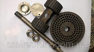 Матрица для гранулятора комбикорма. Комплектующие для грануляторов комбикорма и топливных пеллет