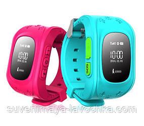 Дитячі годинник Smart Baby Watch Q50 (c GPS)