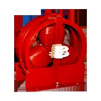 Трансформатор напряжения трехфазный защищенный ТСЗИ-1,6  220/130 Элтиз