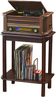 Деревяный стол для ретро грамофона SoundMaster