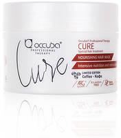 Маска Cure Coffee Регенерирующая маска для повреждённых и тусклых волос.