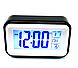 Говорящие часы будильник At-608Tr с подсветкой, фото 2