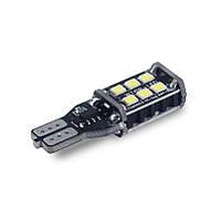 Led лампы в габарит подсветка номера  T15 W16W 15 LEDSMD2835Canbus LED 12V .Супер яркие