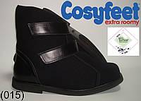 Ботинки мужские Cosyfeet New Black (015)