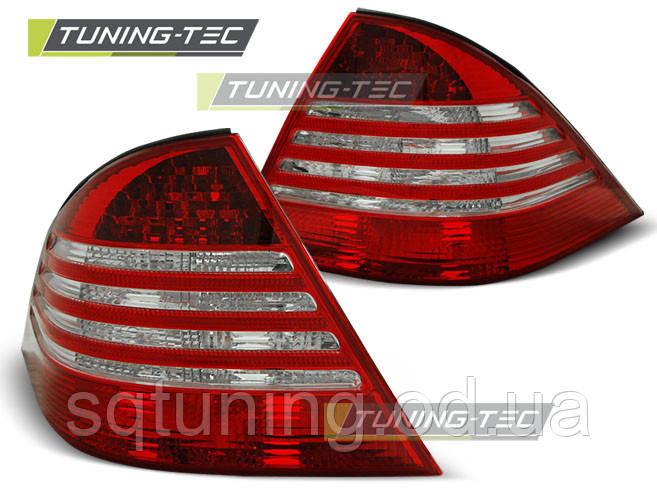 Задние фонари MERCEDES S-KLASA W220 98-05 RED WHITE