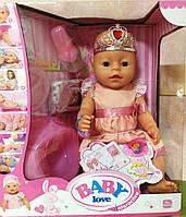 Пупс Baby Born BL 018 B Кукла Беби Борн