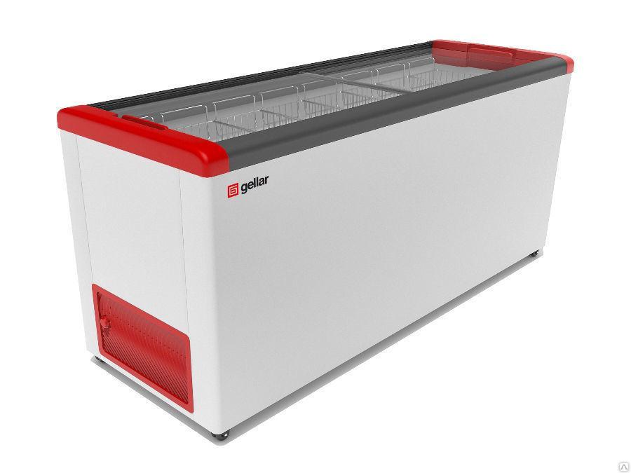 Морозильный ларь GELLAR Classic FG 700 C Frostor