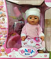 Пупс Baby Born BL 020 Е Кукла Беби Борн