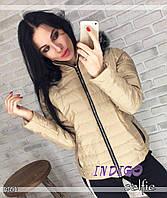 """Куртка женская на синтепоне весенняя """"055"""""""