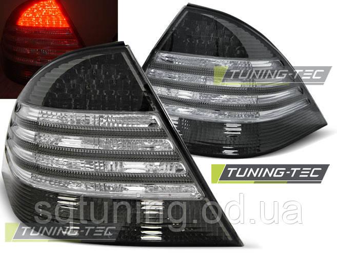 Задні ліхтарі MERCEDES W220 S-KLASA 09.98-05.05 SMOKE LED