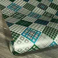 Подарочная крафт бумага в рулоне (70 см*10 м)