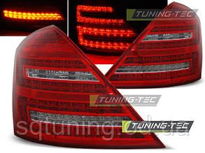 Задние фонари MERCEDES W221 S-KLASA 05-09 RED WHITE LED