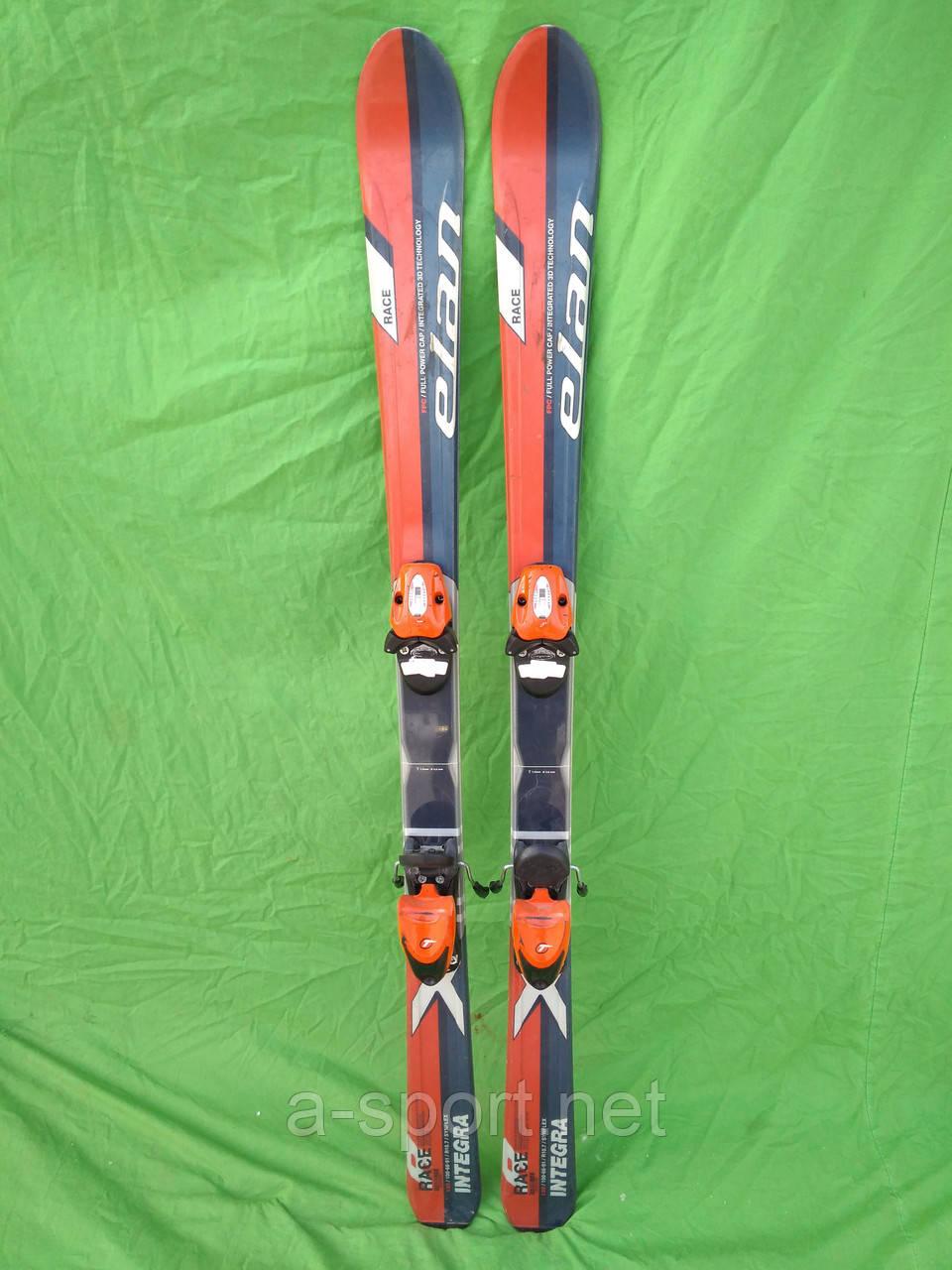 Elan Race 130 см гірські лижі для карвінгу
