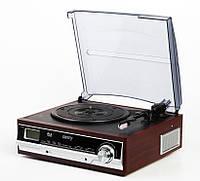 Грамофон Проигрыватель CAMRY CR 1113 Радио Будильник