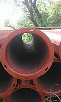 Труба самотёчная СТ-3, Ø 300, L=2м, б=2мм, без фланца