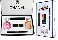 Подарочный набор для женщин CHANEL 5В1