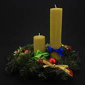 Натуральные свечи из пчелиного воска