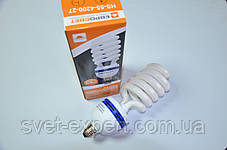 Энергосберегающая  лампа КЛЛ HS-55-4200-40 55W 4200K E40 220V , фото 2