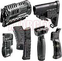 Обвес тактический CAA базовый для AR15/M4 (цевье с планкой Пикатини, магазин с индикатором расходов патронов,