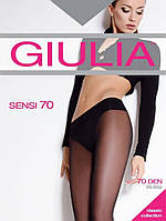 Колготки GIULIA SENSI 70 2 (S) 70 FUMO (серый)