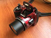 Фотоапарат Nikon Coolpix L120 Red, фото 1