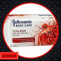 Мыло Johnson's Body CVR c экстрактом цветка граната 125 г (3574661239545)