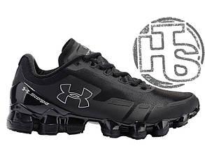 Мужские кроссовки реплика Under Armour UA Scorpio Black/Grey 1258007-001