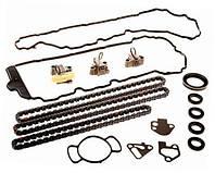 Комплект цепей привода ГРМ в сборе с натяжителями GM 4821446 12651450 51TCK03 A30XF A30XH