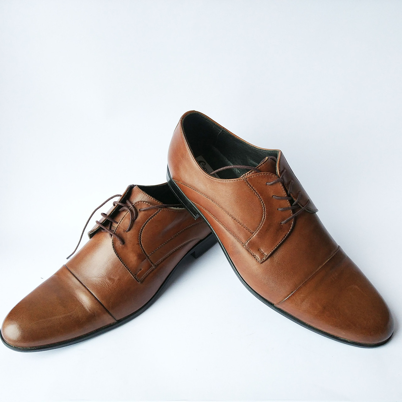 7f4c8010424 Купить мужскую обувь Pan   польские кожаные