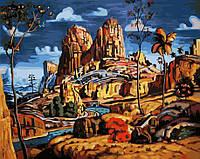 "Картина по номерам ""Старый каньон"""