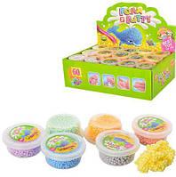 ПЛАСТИЛИН MK 1197 шариковый, набор для лепки, детский пластилин, детский набор пластилин, пластилин из шариков